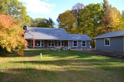 Single Family Home For Sale: 6452 N Lake Drive