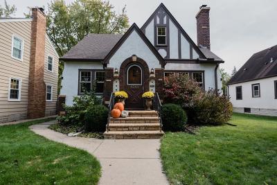 Minneapolis Single Family Home For Sale: 4348 Washburn Avenue N
