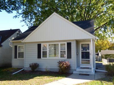 Minneapolis MN Single Family Home For Sale: $239,900
