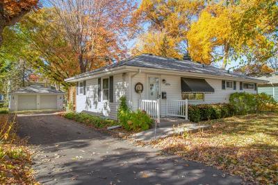 Edina Single Family Home Contingent: 6316 Wilryan Avenue