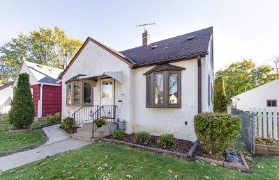 South Saint Paul Single Family Home For Sale: 841 4th Avenue S
