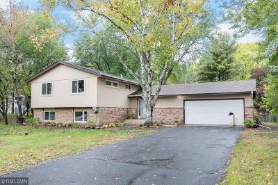 Eden Prairie Single Family Home For Sale: 9864 Crestwood Terrace