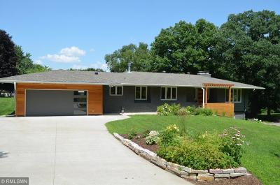 Edina Single Family Home For Sale: 5512 Brook Drive