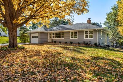 Mendota Heights Single Family Home For Sale: 1925 Victoria Road S