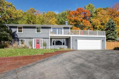 Mound Single Family Home Contingent: 4746 Island View Drive