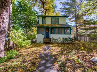 Saint Paul Single Family Home For Sale: 160 Wheeler Street S