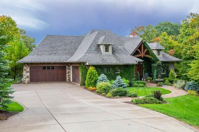 Chaska Single Family Home For Sale: 3601 Lerive Way