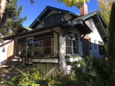 Single Family Home For Sale: 4045 Bryant Avenue S