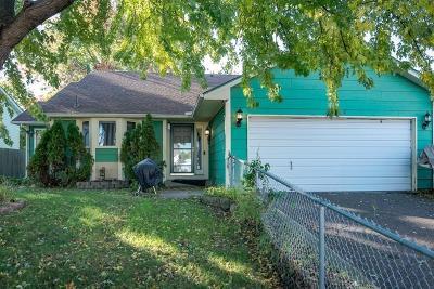 Saint Paul Single Family Home For Sale: 374 Rose Avenue E