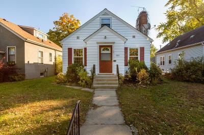 Minneapolis Single Family Home For Sale: 5305 14th Avenue S