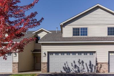 Sartell, Sauk Rapids, Saint Cloud Condo/Townhouse For Sale: 1049 Manor Court