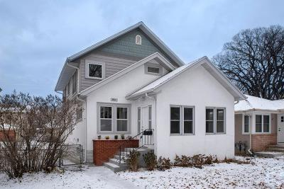 Minneapolis Single Family Home For Sale: 911 22nd Avenue SE