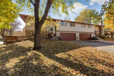 Eagan Condo/Townhouse Contingent: 1790 Walnut Lane
