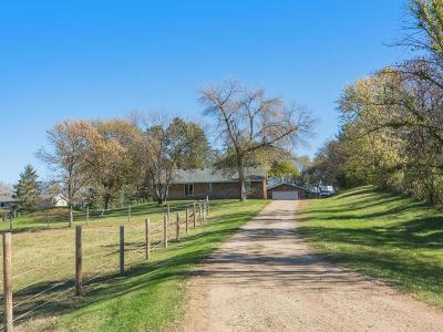 Carver County, Hennepin County, Wright County Single Family Home For Sale: 3550 Lake Haughey Road