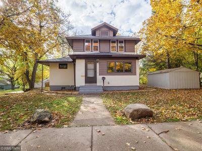 Saint Paul Single Family Home For Sale: 1804 Benson Avenue
