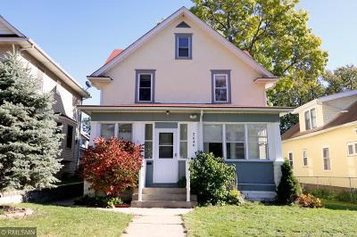 Minneapolis Single Family Home For Sale: 2646 Humboldt Avenue N