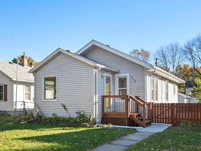 Minneapolis Single Family Home For Sale: 4738 Emerson Avenue N