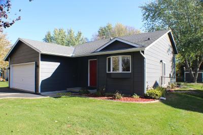 Single Family Home For Sale: 13761 Yosemite Avenue S