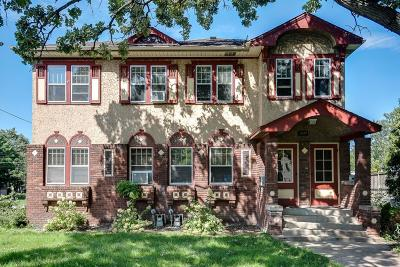 Saint Paul Multi Family Home For Sale: 1337 Portland Avenue