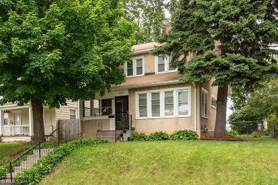 Minneapolis MN Single Family Home For Sale: $239,900