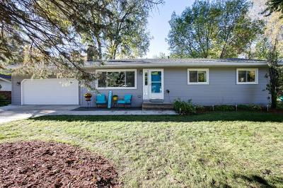 Inver Grove Heights Single Family Home Contingent: 8085 Casper Way