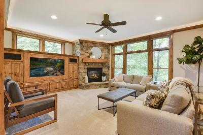 Deephaven, Long Lake, Minnetrista, Shorewood, Tonka Bay, Woodland, Excelsior, Minnetonka, Mound, Spring Park, Victoria, Greenwood, Minnetonka Beach, Orono, Saint Bonifacius, Wayzata Single Family Home For Sale: 810 Overlook Lane