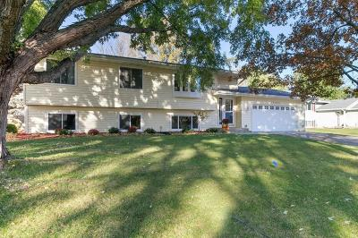 Lakeville Single Family Home For Sale: 17523 Iceland Trail