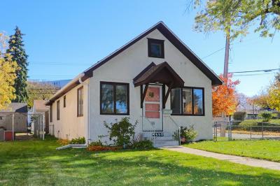 Minneapolis Single Family Home For Sale: 5557 45th Avenue S