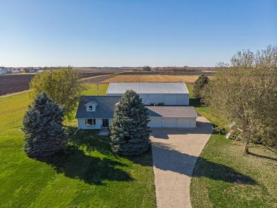 Sibley County Single Family Home Contingent: 19446 411th Avenue