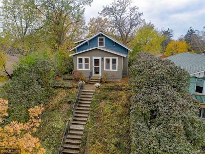 Minneapolis Single Family Home For Sale: 3238 Polk Street NE