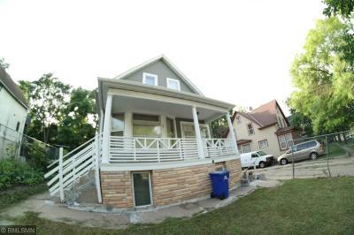 Saint Paul Multi Family Home For Sale: 861 Jessie Street