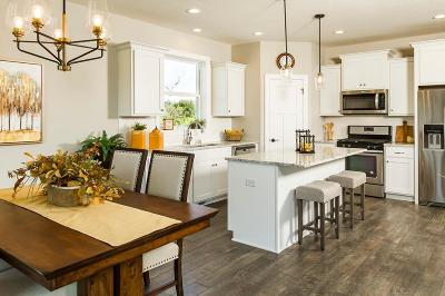 Single Family Home For Sale: 600 Castle Ridge Road
