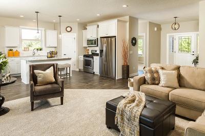 Single Family Home For Sale: 628 Castle Ridge Road