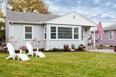 Saint Louis Park Single Family Home Contingent: 3985 Brunswick Avenue S