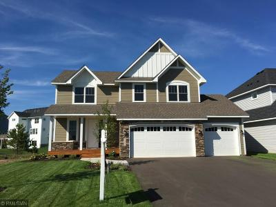 Shoreview Single Family Home For Sale: 5223 Turtle Lake