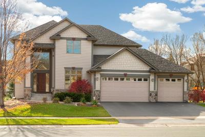 Maple Grove Single Family Home For Sale: 18535 98th Place N