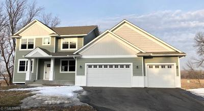 Maple Grove Single Family Home Contingent: 6995 Magda Drive