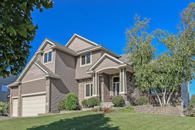 Lino Lakes Single Family Home For Sale: 6570 Pheasant Hills Drive