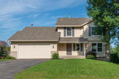 Lakeville Single Family Home For Sale: 20955 Jamestown Avenue