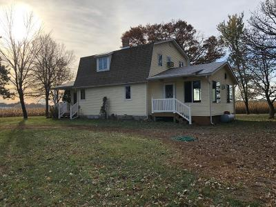 Sherburne County Single Family Home Contingent: 16302 77th Street SE