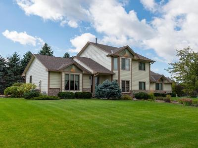 Brooklyn Park Single Family Home For Sale: 4909 89th Crescent N
