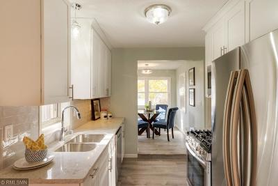 Minneapolis Single Family Home For Sale: 5644 44th Avenue S