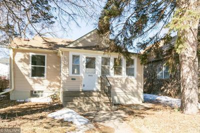 Minneapolis Single Family Home Contingent: 3935 Washburn Avenue N