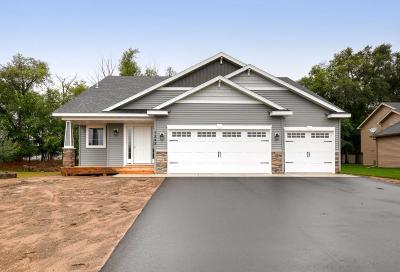 Sauk Rapids Single Family Home For Sale: 1816 Perennial Lane NE