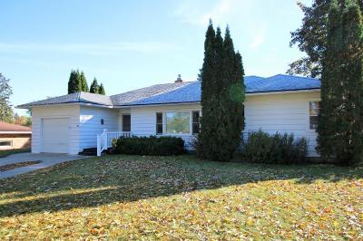 Staples Single Family Home For Sale: 502 6th Street NE