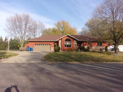 Sauk Rapids Single Family Home For Sale: 2046 E Highview Drive