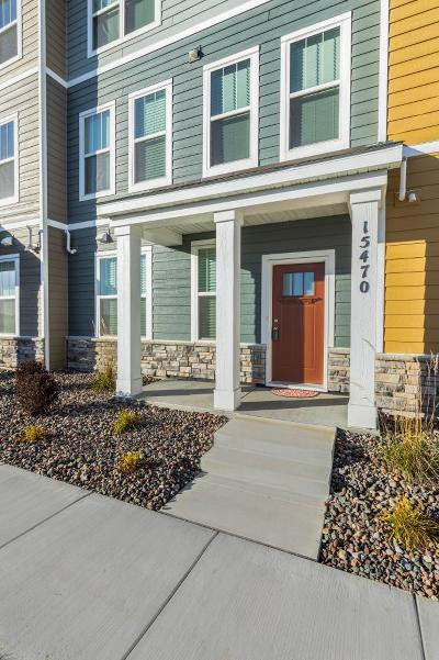 Apple Valley Condo/Townhouse Contingent: 15470 Eames Way