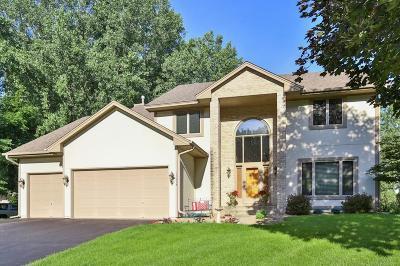 Eden Prairie Single Family Home Contingent: 13048 Cardinal Creek Road