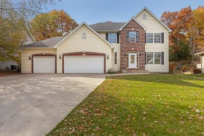 Burnsville Single Family Home For Sale: 15012 Viewcrest Lane