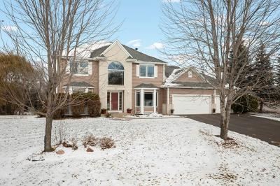 Woodbury Single Family Home For Sale: 8274 Enclave Road